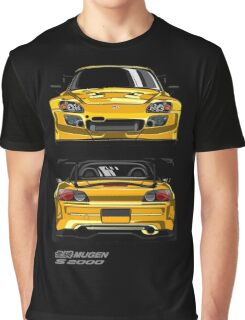 S 2000 GT1 Graphic T-Shirt