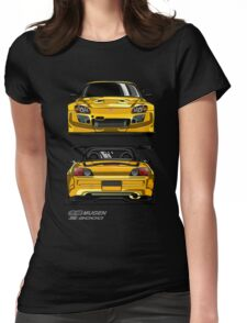 S 2000 GT1 Womens Fitted T-Shirt