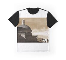 walking in florence during vacation Graphic T-Shirt