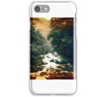 Derbyshire countryside circa 1910 iPhone Case/Skin