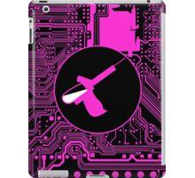 Cybergoth - Syringe (pink) iPad Case/Skin