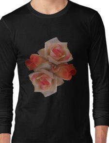 Rose Bouquet Long Sleeve T-Shirt