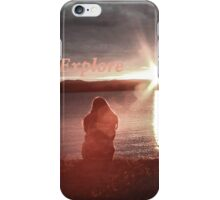 Explore iPhone Case/Skin