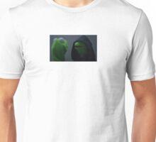 kermit the frog hood Unisex T-Shirt