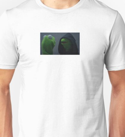 kermit the frog hood Unisex T-Shirt
