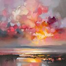 Cumulus Rose Study 1 by scottnaismith