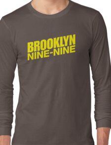 Brooklyn nine nine - tv series Long Sleeve T-Shirt