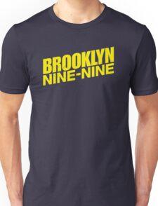 Brooklyn nine nine - tv series Unisex T-Shirt