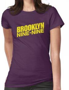 Brooklyn nine nine - tv series Womens Fitted T-Shirt