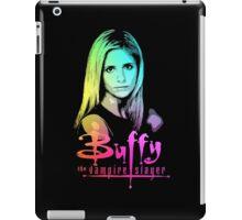 Buffy Multicolored  iPad Case/Skin