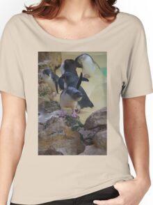 Penguins Women's Relaxed Fit T-Shirt