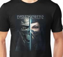 Dishonored 2 Top Game  Unisex T-Shirt