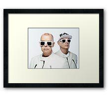 pet shop boy tour date time 2016 am5 Framed Print