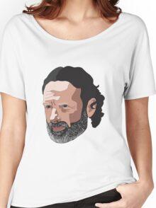 Rick Grimes Women's Relaxed Fit T-Shirt
