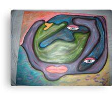Mysteria: Evolution Canvas Print