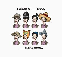 The Doctor in many Hats Unisex T-Shirt