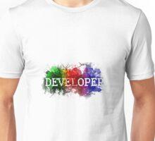 Developer Design Unisex T-Shirt