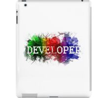 Developer Design iPad Case/Skin