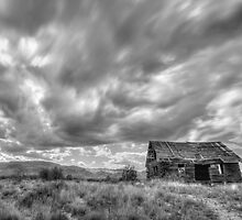 Cottonwood, Az - Monsoon clouds by Candy Gemmill