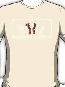 Metal Beard's Rule 3a T-Shirt