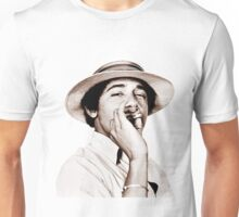 Obama Smoking weed Unisex T-Shirt