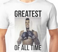 Muhammad Ali - Greatest Of All Time Unisex T-Shirt