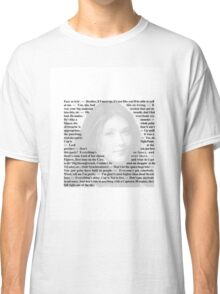 Firefly Quotes - Kaylee Frye Classic T-Shirt