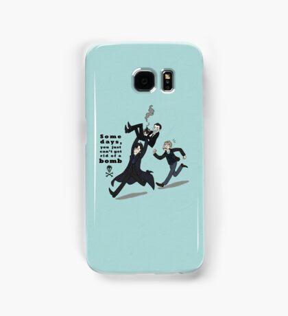 Sherlock Bomb Samsung Galaxy Case/Skin