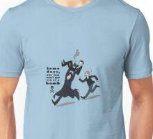 Sherlock Bomb Unisex T-Shirt