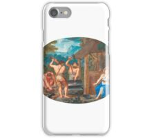 FRANCE, 17TH CENTURY The Age of Iron iPhone Case/Skin