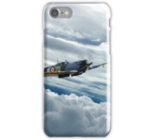 Fly With A Spitfire iPhone Case/Skin