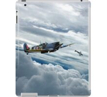 Fly With A Spitfire iPad Case/Skin