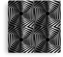 Metal texture Canvas Print