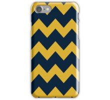 Charlie Brown Christmas Graphic Zig Zags iPhone Case/Skin