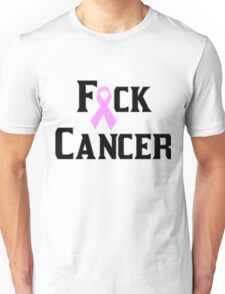 Fuck Cancer 2017 [FOR CHARITY] Unisex T-Shirt
