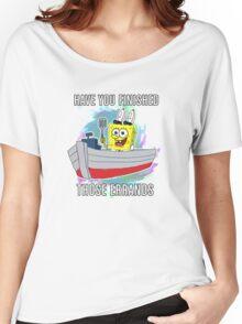 Errands Women's Relaxed Fit T-Shirt