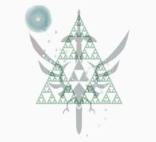 Navi triforce Kids Tee