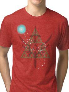 Navi triforce Tri-blend T-Shirt
