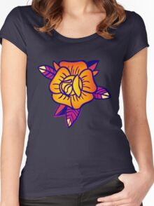 Limited Edition Malibu Rose Women's Fitted Scoop T-Shirt