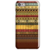 Traditional Ethnic iPhone Case/Skin