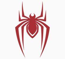 Miles' Spider One Piece - Short Sleeve