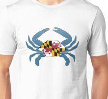 Maryland Blue Crab Unisex T-Shirt