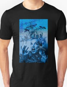 Carmen Miranda is A Cosmic Girl! T-Shirt