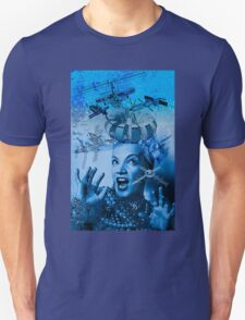 Carmen Miranda is A Cosmic Girl! T-Shirt