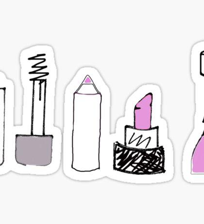 Make up Sticker