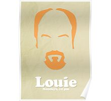 Louie Custom Poster Poster