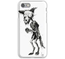 DECAY FOX iPhone Case/Skin
