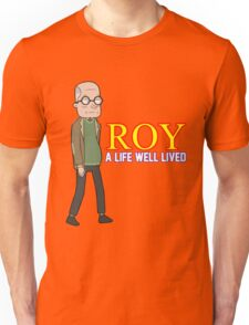 'ROY' (Rick and Morty) Unisex T-Shirt