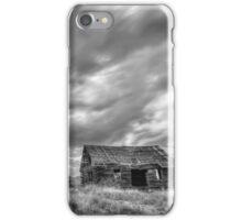 Cottonwood, Az - Monsoon clouds iPhone Case/Skin
