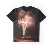 Visually Pleasing Chemical Reaction 1 Graphic T-Shirt